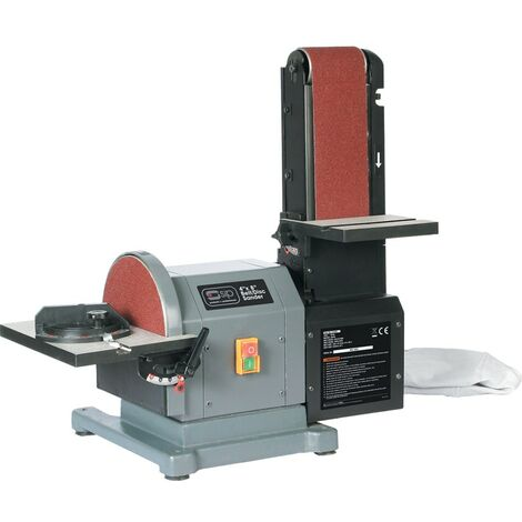SIP 01946 4x8 Belt Disc Sander 230V