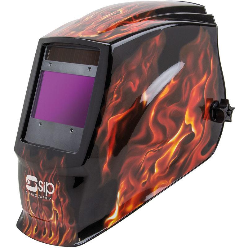 934295 Silverline 640234 Welding Helmet Spatter Shields 5pk Front