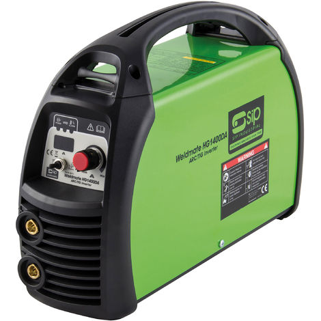 SIP 05711 Weldmate HG1400A ARC/TIG Inverter Welder