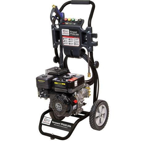 SIP 08918 TP550/206 Petrol Pressure Washer