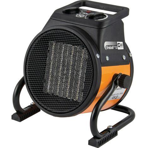 SIP 09128 Fireball 2000 Electric Fan Heater
