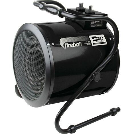 SIP 09293 - Fireball Turbo Fan 9000 Electric Heater - 400V