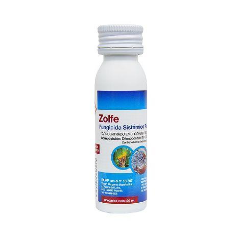 SIPCAM JARDÍN ZOLFE Fungicida Sistémico Polivalente 20 ml