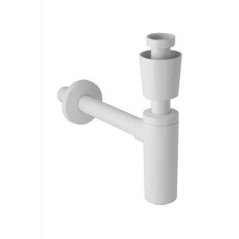 Siphon à tube plongeur pour lavabo - GEBERIT : 151.034.11.1