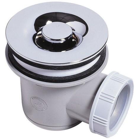Siphon de douche diamètre 60 mm avec capot nettoyable par le haut « TOURBILLON » 34060007
