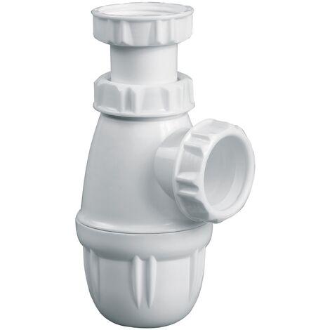Siphon de lavabo plastique ø32 33x42 NOYON & THIEBAULT