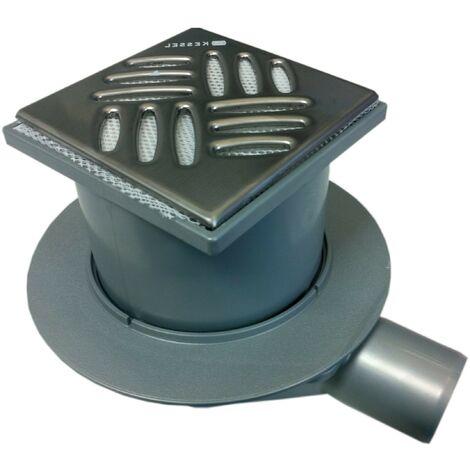 Siphon de sol pour receveur prêt à carreler