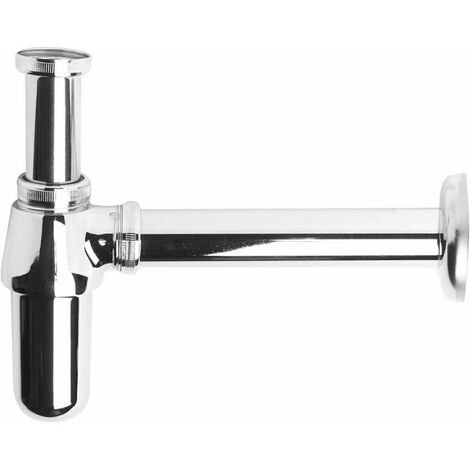 Siphon Design Lavabo & Vasque - Chrome