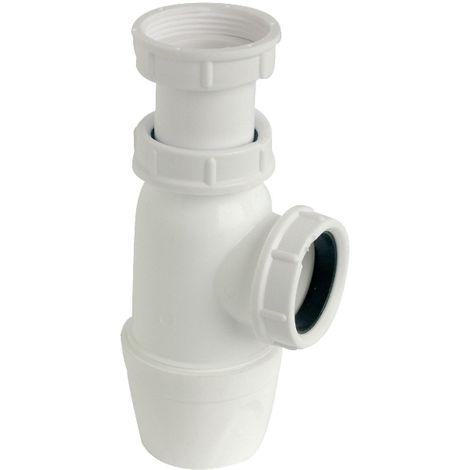Siphon d'évier à culot - 1'1/2 - Ø 40 mm - Luxe