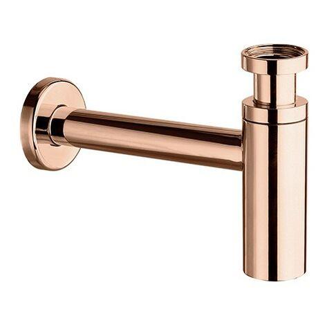 Siphon lavabo Or rose TRIVERDE - CRISTINA ONDYNA MS3446P