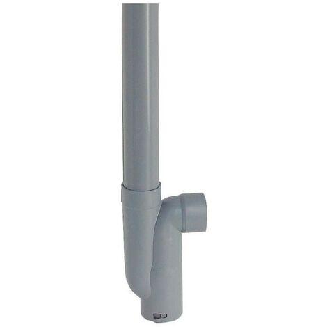 Siphon pour MAL/Diam 40 mm
