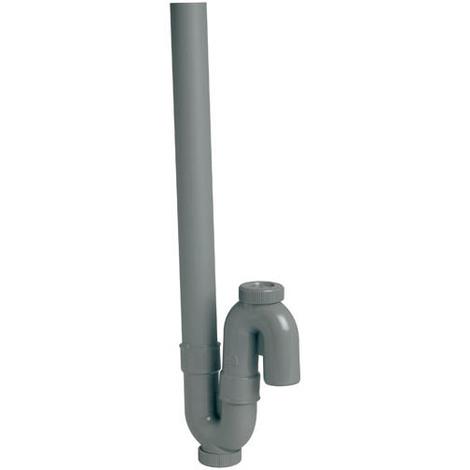 Siphon simple orientable m. a laver sortie verticale O40