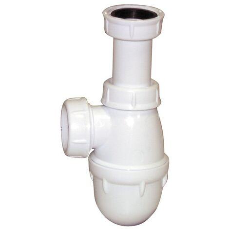 Siphon Standard Ø40mm lavabo/vasque - NICOLL : 0201022