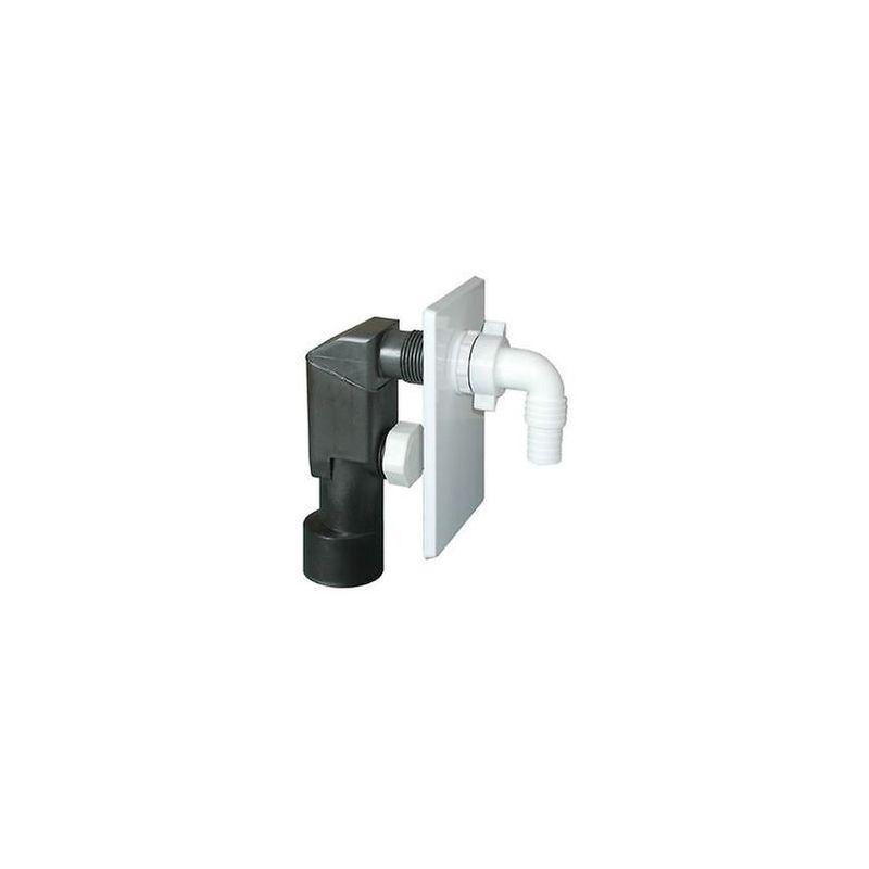 Unterputz Geräte Siphon UP-Siphon DN 40 50 mm Siphon Abfluss Waschmaschine