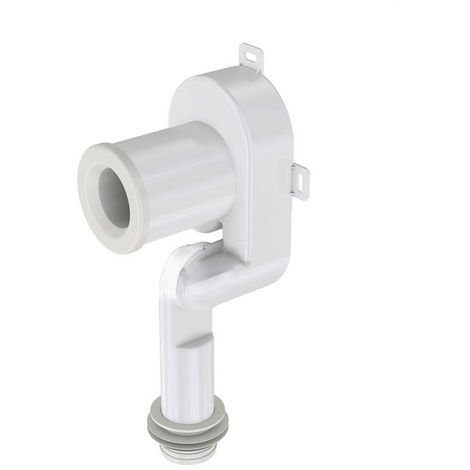 Siphon vertical/ horizontal dual pour urinoir 2090