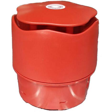 Sirena de incendios de Siemens rojo multi tono IP66 IT2ASBAN1224R
