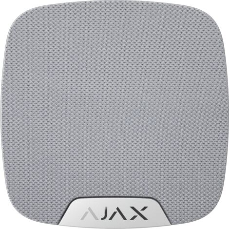 """main image of """"AJAX HomeSiren AJHS Sirena senza fili 868MHz wireless per interni colore bianco"""""""