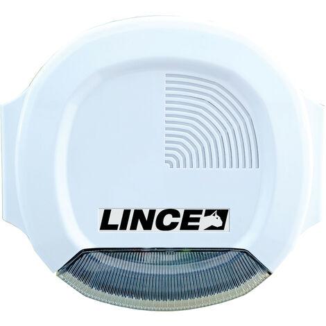 Sirena Lince alimentado con LED indicador de 1826