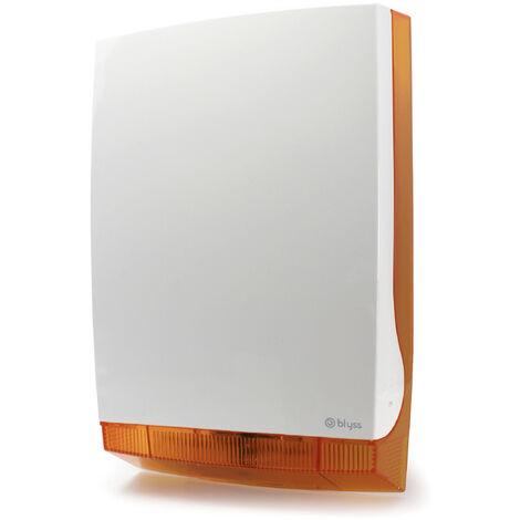Sirène extérieur Flash sans fil pour la BlyssBox - Neuf