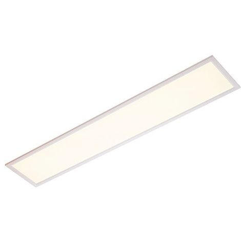 Sirio 40W Cool White Ceiling Suspended Recessed Light - Gloss White