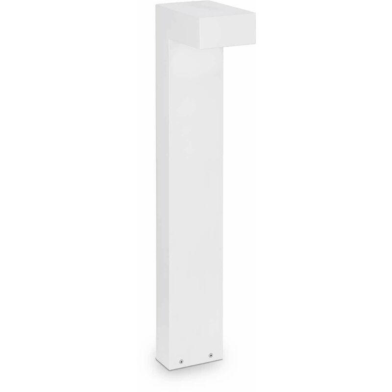 SIRIO White Stehleuchte 2 Aluminiumbirnen - 01-IDEAL LUX