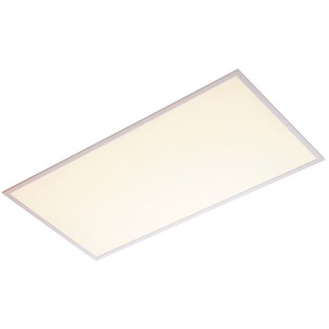 Sirio Indoor Recessed Ceiling Light Gloss White 60W Cool White