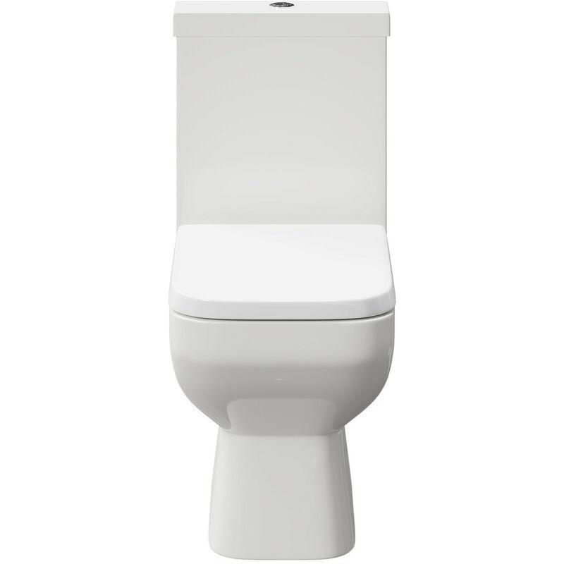 Miraculous Sirus Close Couple Toilet With Soft Closing Seat Creativecarmelina Interior Chair Design Creativecarmelinacom