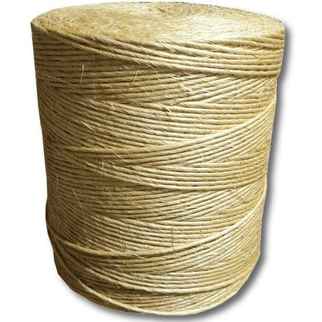 Sisal ficelle de presse 150 1 350 m 1250 m ficelle de liage fl de récolte corde de sisal ficelle de sisal