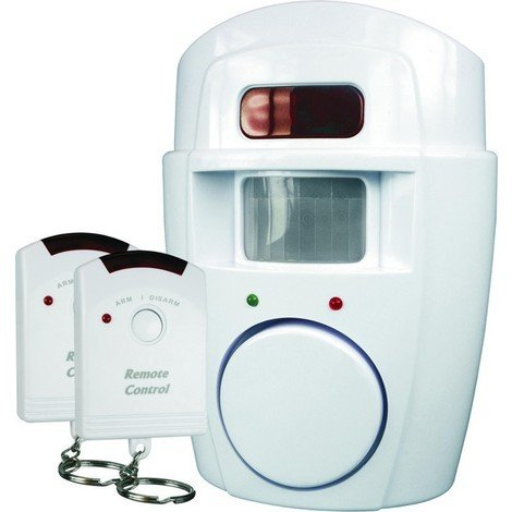 Sistema de alarma doméstica