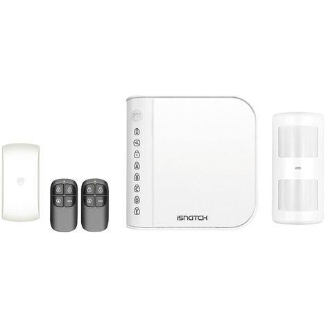 Sistema allarme wireless con combinatore telefonico antifurto sicurezza 6732040