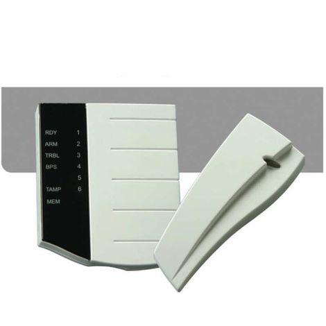 sistema de alarma de seguridad Teletek CA60Plus