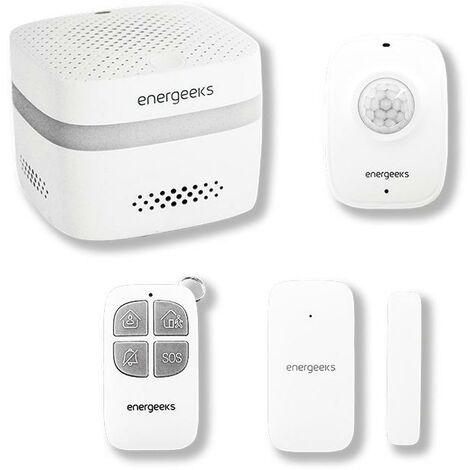 Sistema de alarma wifi Energeeks