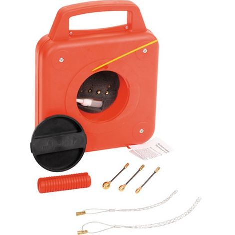 Sistema de colocación de cables, Largo : 30 mm, Carga de tracción banda / empalme 100 kg,