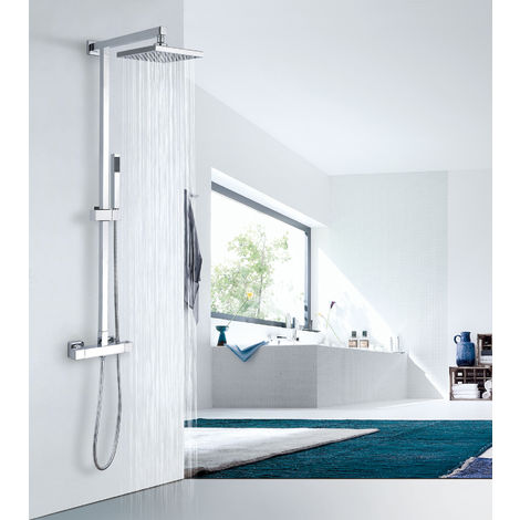 Sistema de ducha combinada termostática SEDAL 8921C BASIC