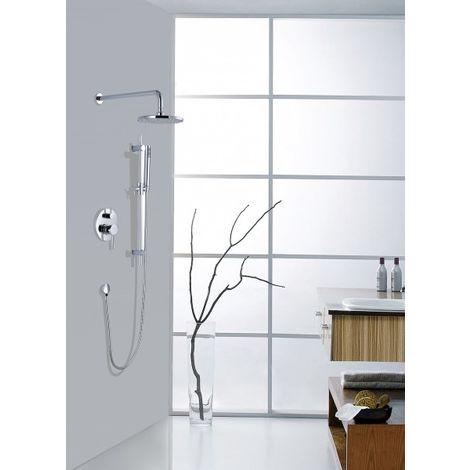Sistema de ducha empotrado XX6106
