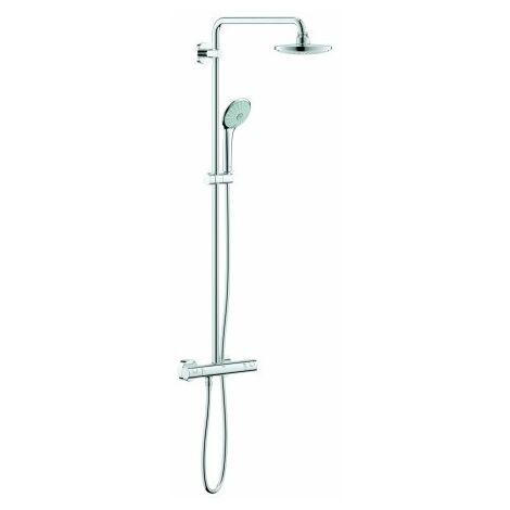 Sistema de ducha Grohe Euphoria 180 con brazo de ducha 450 mm - 27296001