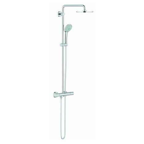 Sistema de ducha Grohe Euphoria con cabezal de ducha metálico Cosmopolitan 210 - 27964000
