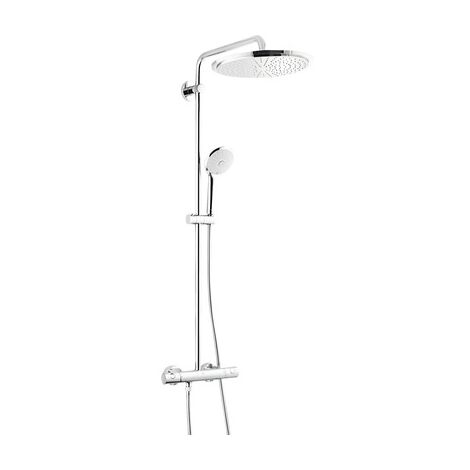 Sistema de ducha Grohe Euphoria con cabezal de ducha metálico Cosmopolitan 310 - 26075000
