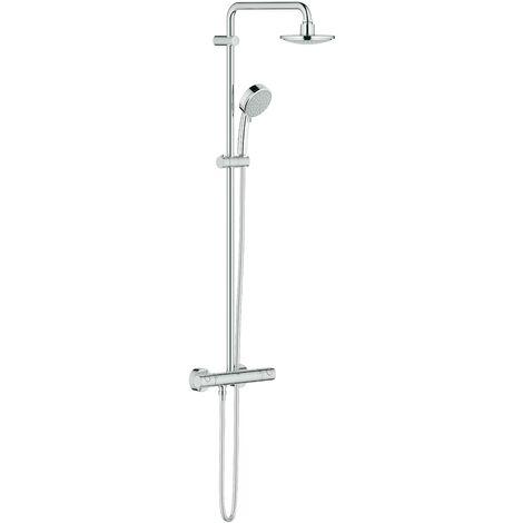 Sistema de ducha Grohe NTemp Cosmo 160 sistema ducha termostato