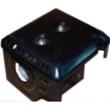 Sistema de escape para el motor HONDA GX270