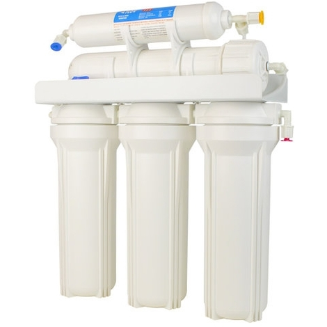 Sistema de ósmosis inversa doméstica Yatek -G de 5 etapas sin bomba