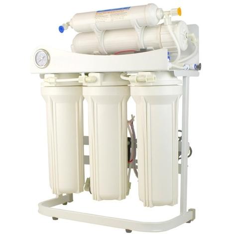 Sistema de ósmosis inversa Yatek H-2 doméstica de 5 etapas con manometro