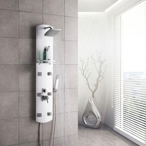 Sistema de paneles de ducha Mezclador de ducha para baño Austin
