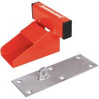 Sistema de seguridad para puertas de garaje 150 mm