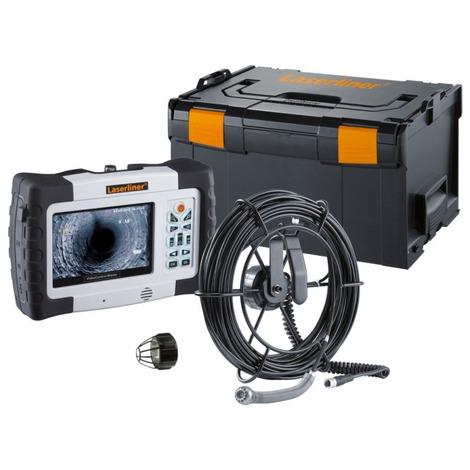 Sistema de videoinspección PipeControlMobile Set
