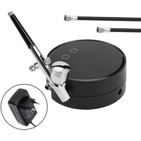 Sistema portatil del compresor de aire de la pluma de la bomba del espray, para la pintura del arte del maquillaje
