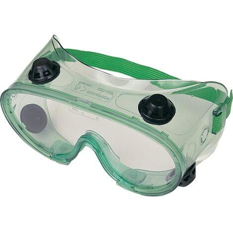 "main image of ""Sitesafe Chemical Splash & Impact Resistant Safety Goggles"""