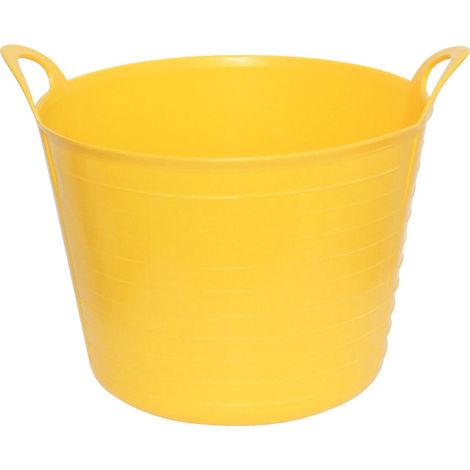 Sitesafe Mehrzweckkorb Kunststoff flexibel blau 26 Liter