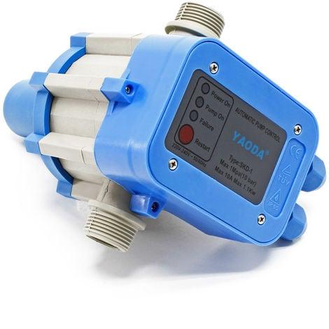 SKD-1 interruptor presión controlador bomba agua doméstica regulador presión bomba fuentes jardín