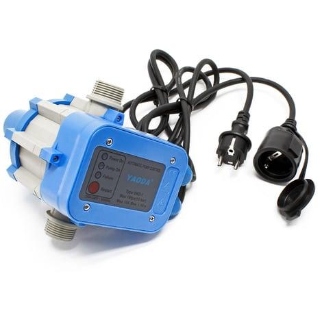 SKD-1 interruptor presión controlador bombas agua doméstica fuentes protector marcha seco 1,5 bares
